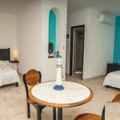 Отель Villas Tiburon by The Beach 3* Стандартный номер с различными типами кроватей фото 2