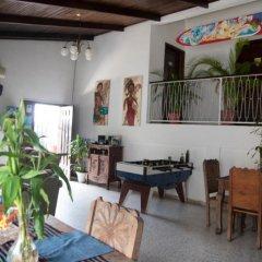 La Hamaca Hostel Номер Делюкс с различными типами кроватей фото 6