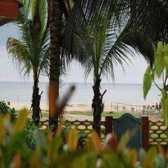 Отель Residence Saint-Jacques Bord de Mer Республика Конго, Пойнт-Нуар - отзывы, цены и фото номеров - забронировать отель Residence Saint-Jacques Bord de Mer онлайн пляж
