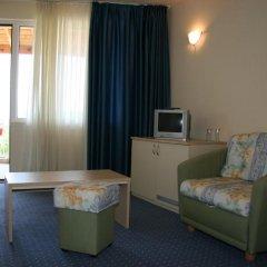 Отель Efos Bungalows Болгария, Св. Константин и Елена - отзывы, цены и фото номеров - забронировать отель Efos Bungalows онлайн комната для гостей фото 5