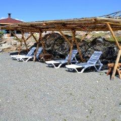 Отель Tsovasar family rest complex пляж
