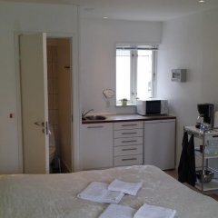 Отель EngholmBB 3* Студия Эконом с различными типами кроватей фото 8