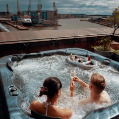 Radisson Blu Seaside Hotel, Helsinki бассейн