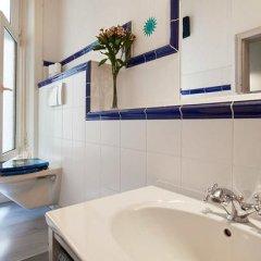 Отель Gaestezimmer auf St. Pauli Германия, Гамбург - отзывы, цены и фото номеров - забронировать отель Gaestezimmer auf St. Pauli онлайн ванная