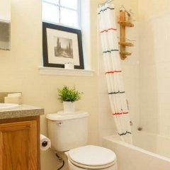Отель Inn Your Element B&B США, Нью-Йорк - отзывы, цены и фото номеров - забронировать отель Inn Your Element B&B онлайн ванная