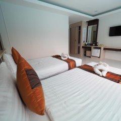 Отель Lanta Fevrier Resort 2* Номер Делюкс с различными типами кроватей фото 7