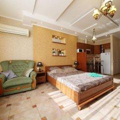 Гостиница Май Стэй Улучшенная студия разные типы кроватей фото 6