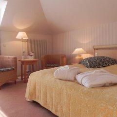 Отель Dorint Strandresort & Spa Ostseebad Wustrow 4* Стандартный номер с двуспальной кроватью