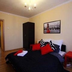 Гостиница Экодомик Лобня Номер категории Эконом с двуспальной кроватью фото 3