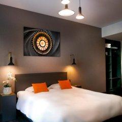 Atlas Hotel Brussels 3* Стандартный номер с различными типами кроватей фото 4