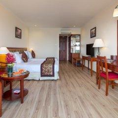 Отель Sunny Beach Resort and Spa 4* Номер Делюкс с различными типами кроватей фото 6
