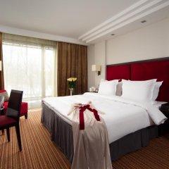 Radisson Blu Elizabete Hotel 4* Номер Бизнес с различными типами кроватей