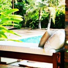Отель Chaw Ka Cher Tropicana Lanta Resort 3* Стандартный номер с различными типами кроватей фото 7