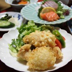 Отель Kannawaso Япония, Беппу - отзывы, цены и фото номеров - забронировать отель Kannawaso онлайн питание фото 2