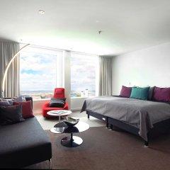 Отель Upper House 5* Улучшенный номер с 2 отдельными кроватями фото 7