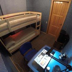 Гостиница Майкоп Сити Кровать в общем номере с двухъярусной кроватью фото 33