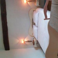 Отель Chambres d'Hôtes Manoir Du Chêne Стандартный номер с разными типами кроватей фото 3
