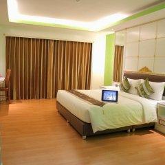 Отель Achada Beach Pattaya 3* Номер Делюкс с различными типами кроватей фото 6