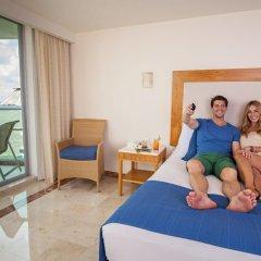 Отель Park Royal Cozumel - Все включено 4* Номер Делюкс с различными типами кроватей фото 11