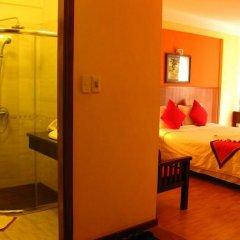 Отель Sapa Elegance Шапа ванная