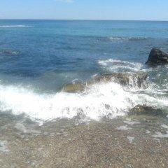 Гостиница Nido al mare пляж фото 2