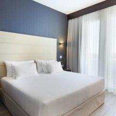Отель NH Collection Milano President 5* Улучшенный номер с различными типами кроватей фото 2