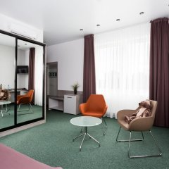 Бутик-отель Параdoх 3* Номер Комфорт разные типы кроватей фото 3