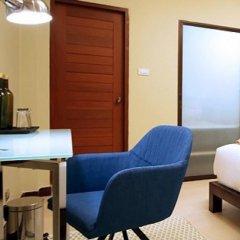 Отель PHUKET CLEANSE - Fitness & Health Retreat in Thailand Номер категории Премиум с двуспальной кроватью фото 19