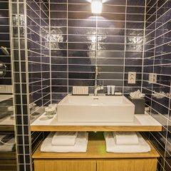 Отель De Hallen Нидерланды, Амстердам - отзывы, цены и фото номеров - забронировать отель De Hallen онлайн ванная