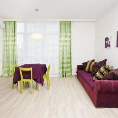 Апарт Отель Лукьяновский Студия с различными типами кроватей фото 10