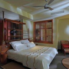 Отель Beachcomber Trou aux Biches Resort & Spa 5* Семейный люкс с двуспальной кроватью фото 3