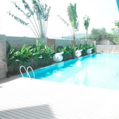 Апартаменты Chic Karon Studio Sea View бассейн