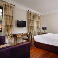 UNA Hotel Roma 4* Представительский номер с различными типами кроватей фото 3