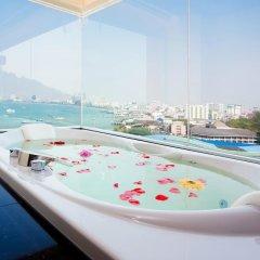 Отель Balihai Bay Pattaya 3* Номер Делюкс с различными типами кроватей фото 13