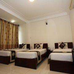 N.Y Kim Phuong Hotel 2* Улучшенный номер с различными типами кроватей фото 7