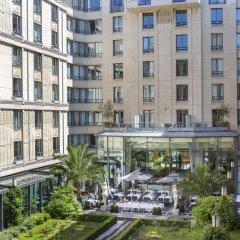 L'Hotel du Collectionneur Arc de Triomphe 5* Номер Делюкс разные типы кроватей фото 11