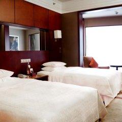 Sheraton Shenzhen Futian Hotel 5* Улучшенный номер с различными типами кроватей фото 4