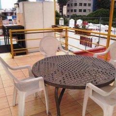 Отель Suites Polanco Anzures Мехико балкон