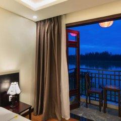 Pearl River Hoi An Hotel & Spa 3* Номер Делюкс с различными типами кроватей фото 15