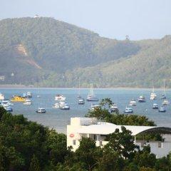 Отель Baan Yuwanda Phuket Resort пляж