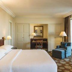 Sheraton Amman Al Nabil Hotel 5* Стандартный номер с различными типами кроватей
