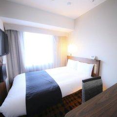 APA Hotel Nihombashi-Hamachoeki - Minami 3* Стандартный номер с двуспальной кроватью фото 15