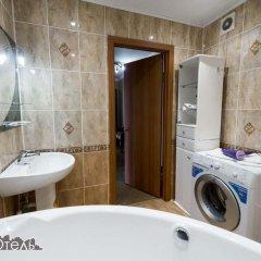 Гостиница Home Apartments в Оренбурге отзывы, цены и фото номеров - забронировать гостиницу Home Apartments онлайн Оренбург ванная