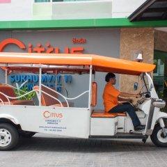 Отель Citrus Sukhumvit 11 Bangkok by Compass Hospitality городской автобус