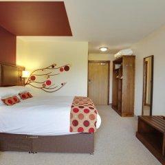 Gullivers Hotel 3* Люкс с различными типами кроватей фото 2