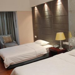 U Home Hotel - Foshan Junyu комната для гостей