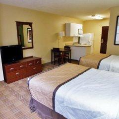 Отель Extended Stay America Elizabeth - Newark Airport США, Элизабет - отзывы, цены и фото номеров - забронировать отель Extended Stay America Elizabeth - Newark Airport онлайн комната для гостей фото 11