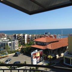 Отель Eleonora Beach Свети Влас балкон