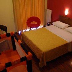 Hotel Exarchion 2* Стандартный номер разные типы кроватей фото 2