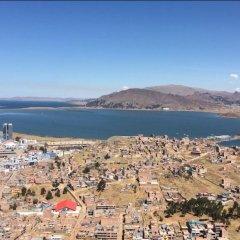 Отель Sonesta Posadas Del Inca Lago Titicaca Пуно пляж